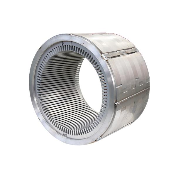 柴油發電機定子鐵芯