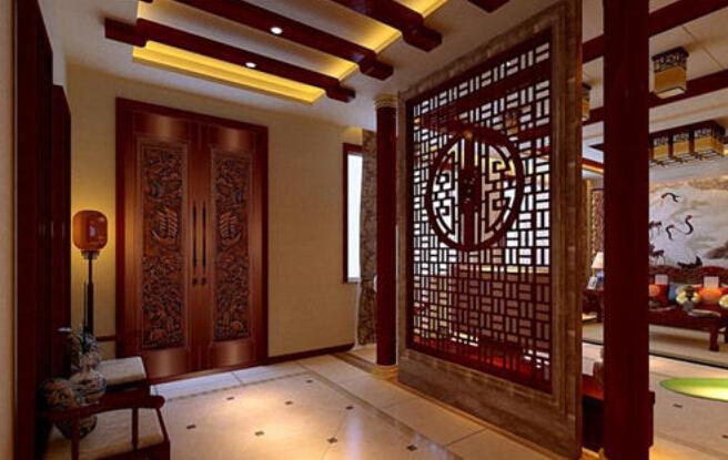 新中式风格特点 讲究幽静雅观