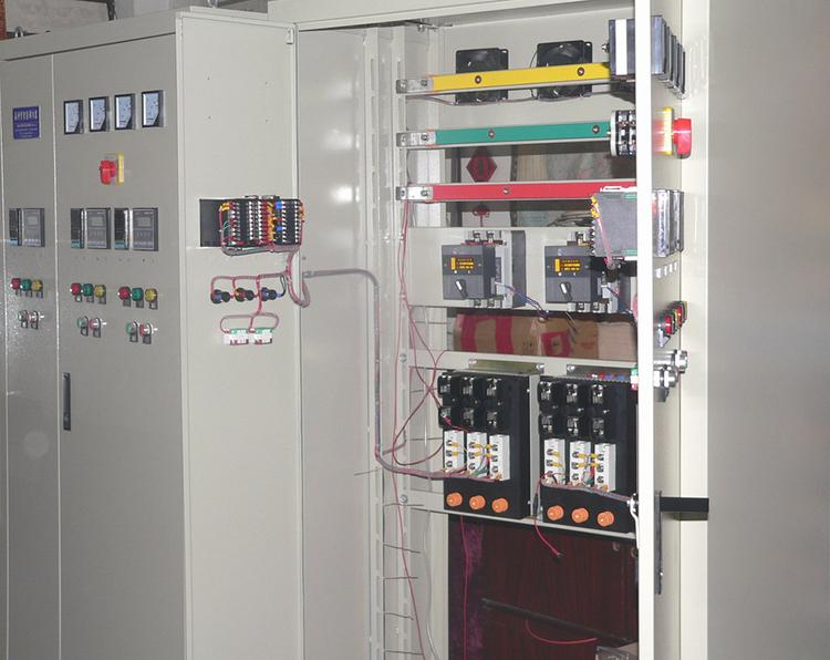 成套红外加热专用功率控制系统1
