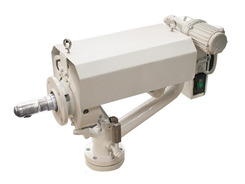 HXD-5型爐膛吹灰器