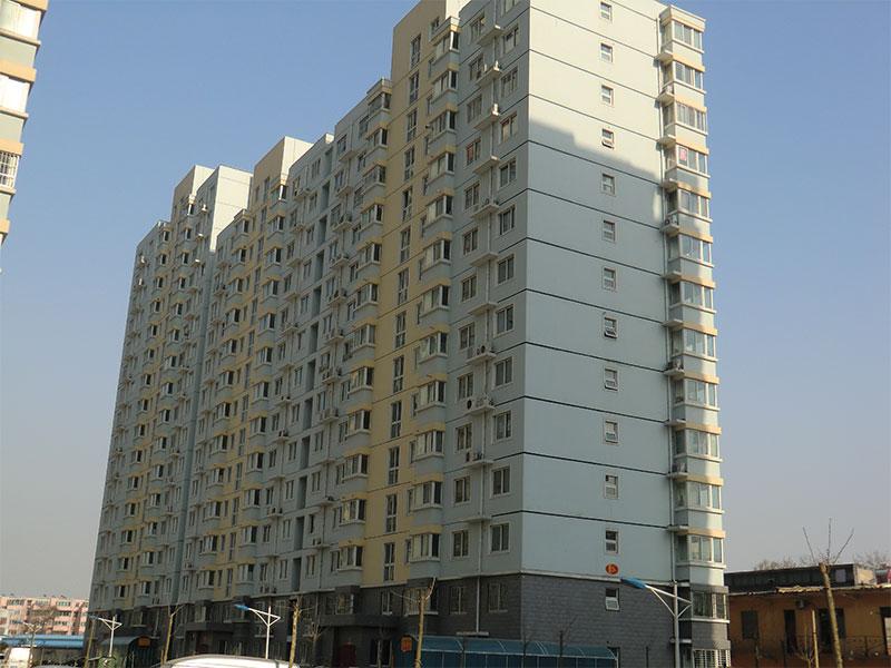 郑铁安业小区5#楼