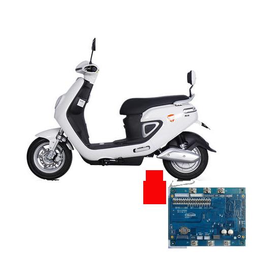 电动摩托车动力电池保护板