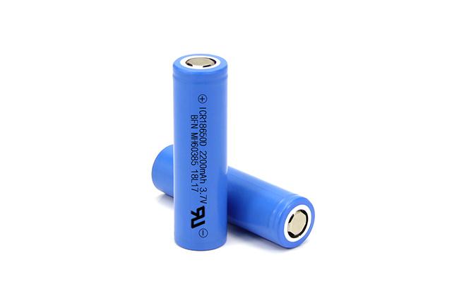 BFN 18650HP-2200mAh 3.7V 高倍率电池 10C-20C放电