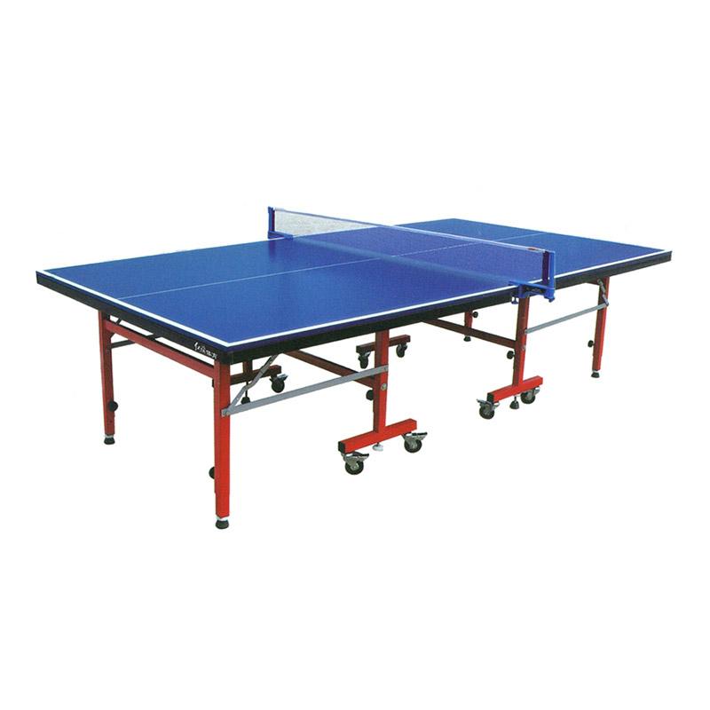 HQ-4002 单折移动式乒乓球台