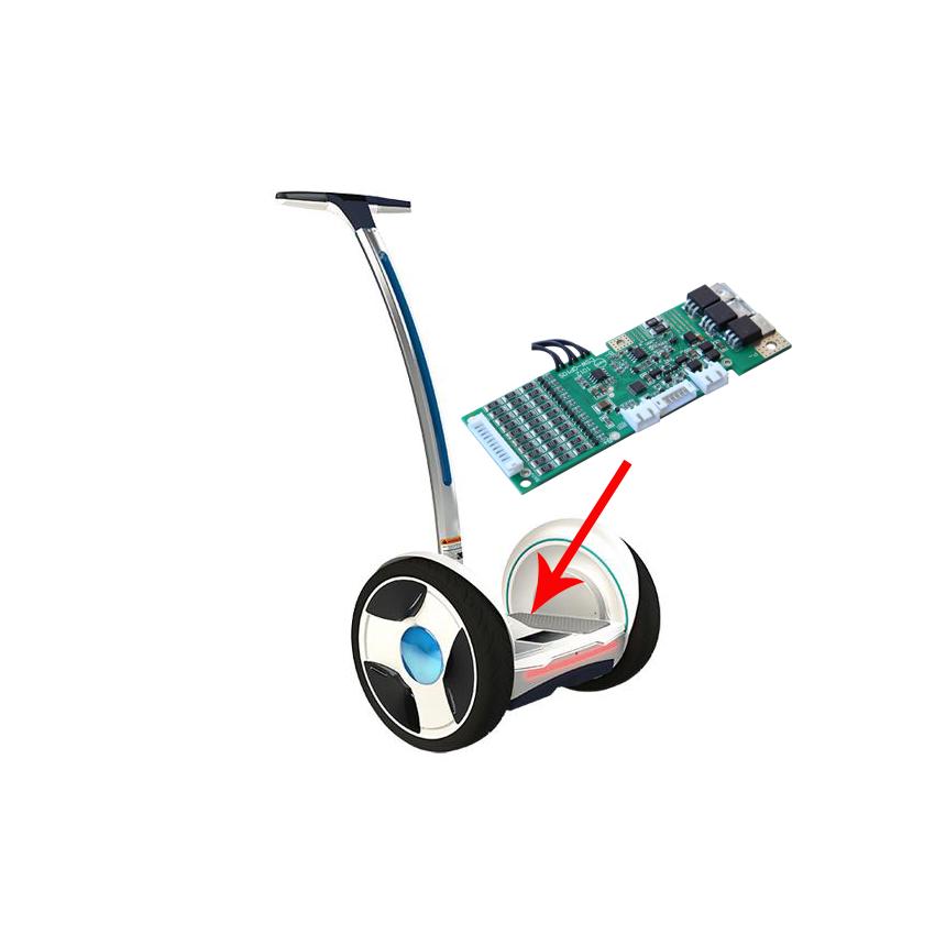 电动平衡车动力电池保护板