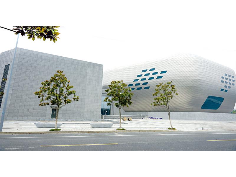 博物馆及城市展览馆(安徽芜湖)