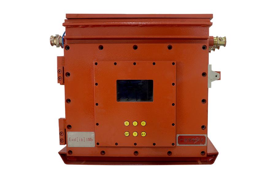 KJK660矿用隔爆兼本安型光纤测温控制柜1