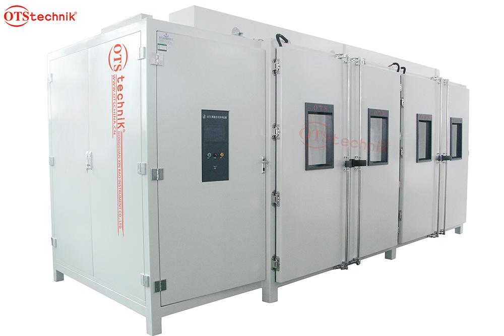 大型二箱式冷热冲击试验箱
