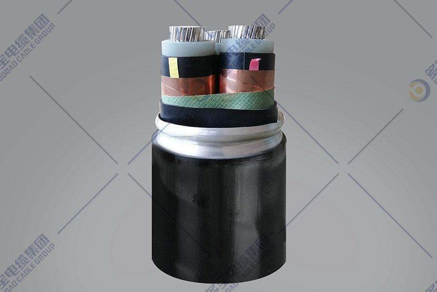 铝合金芯交联聚乙烯绝缘联锁铠装聚氯乙烯护套电力电缆