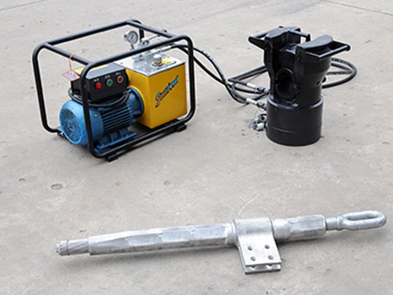 300噸 液壓壓接機