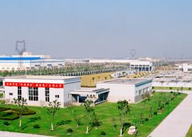 徐州核瑞荊馬河污水處理廠