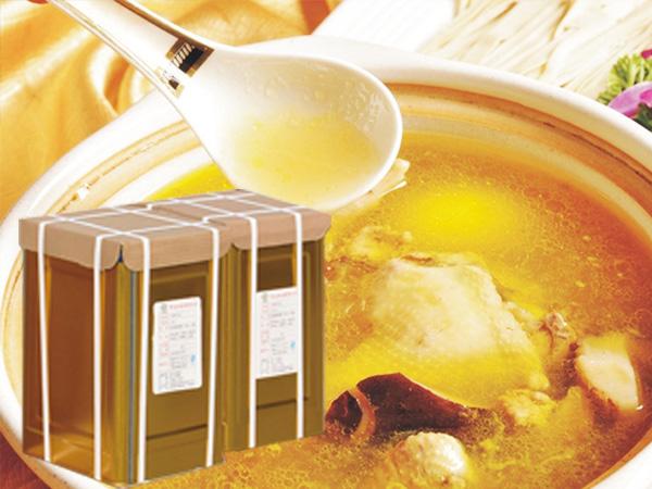 集颜值与营养于一罐的参鸡汤,来一罐不?