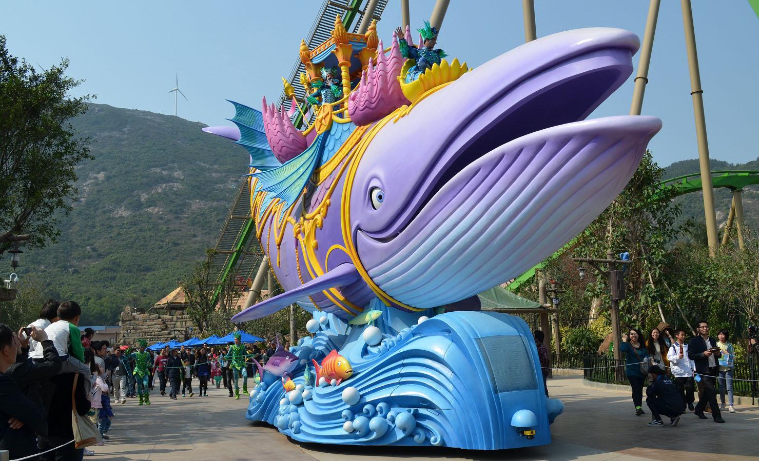 Floats Parade