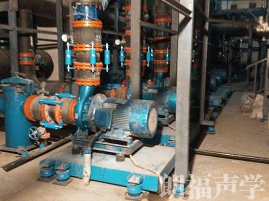 重庆空调系统水泵减振