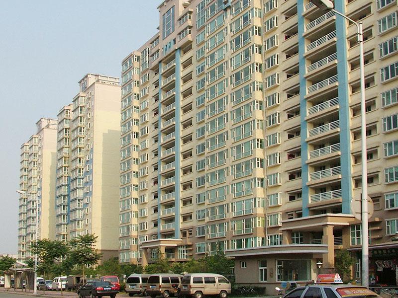 洛陽市電業局3#、4#高層住宅樓