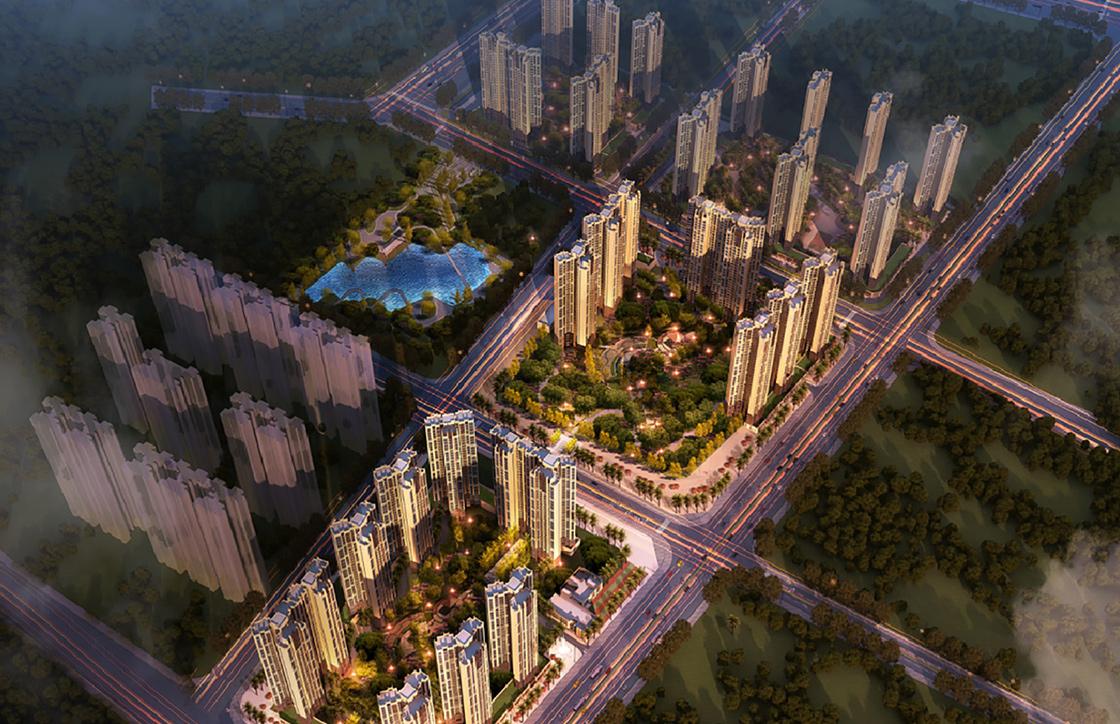 广西桂平奥园冠军城项目