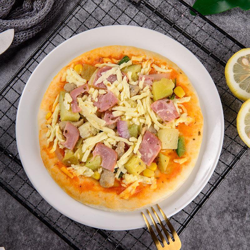 土豆牛肉披萨6寸