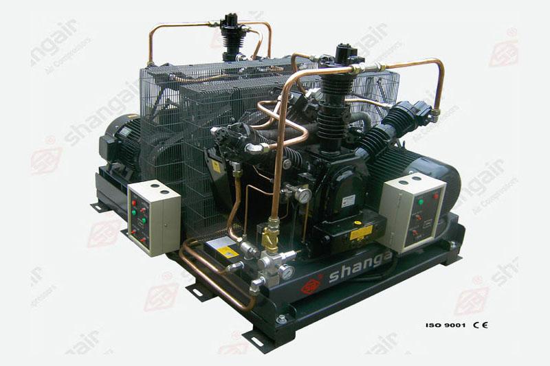 42WZ系列增壓空氣壓縮機(雙機)
