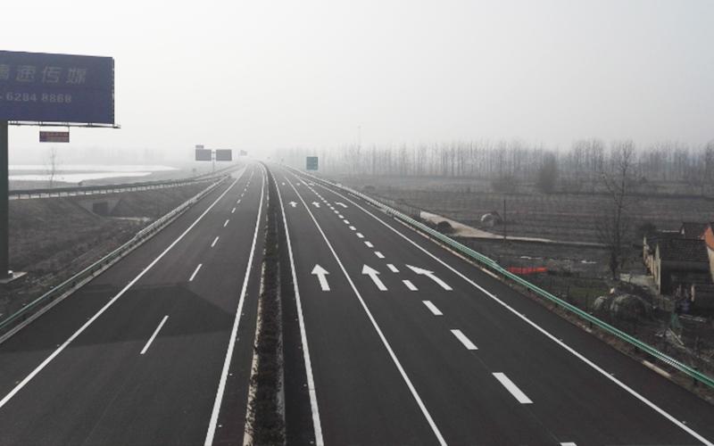 济祁高速(淮合段)-路基工程