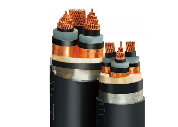 YJV、YJV22 銅芯交聯聚乙烯絕緣電力電纜