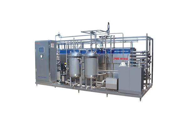 Full-automatic UHT ultra-high-temperature tubular sterilization machine