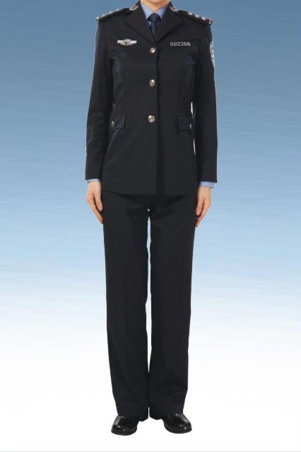 General police spring and autumn, winter clothing (female)