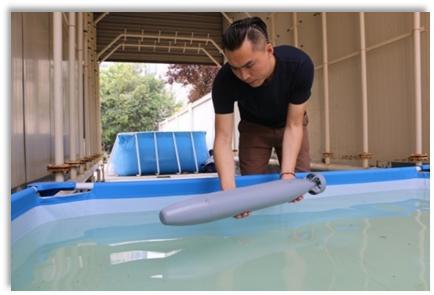 微小型水下航行器