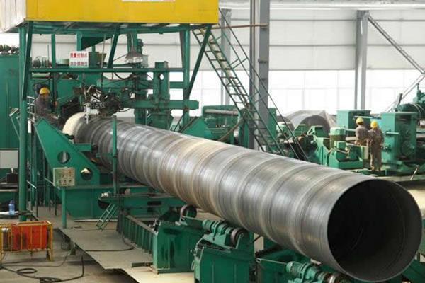 螺旋縫埋弧焊石油管線鋼管