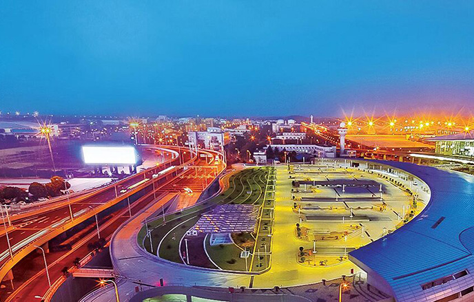南京祿口機場