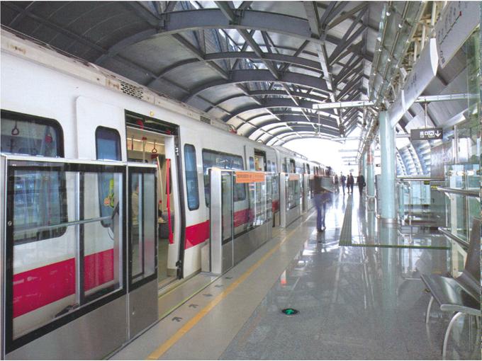 广州地铁4号线石基站