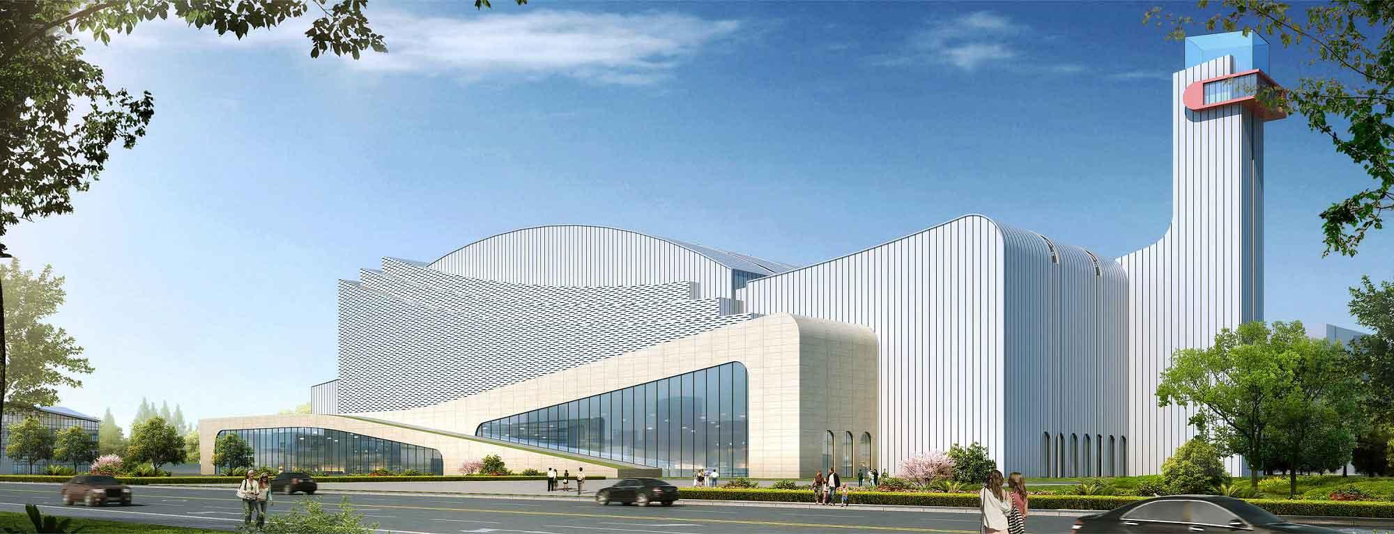 紹興市循環生態產業園(二期)工程焚燒廠項目EPC總承包項目