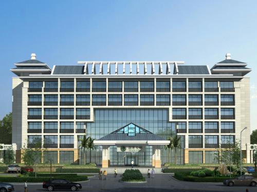 炎陵县电力公司调度综合楼