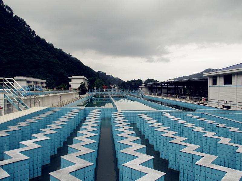 湘西吉首狮子庵水厂