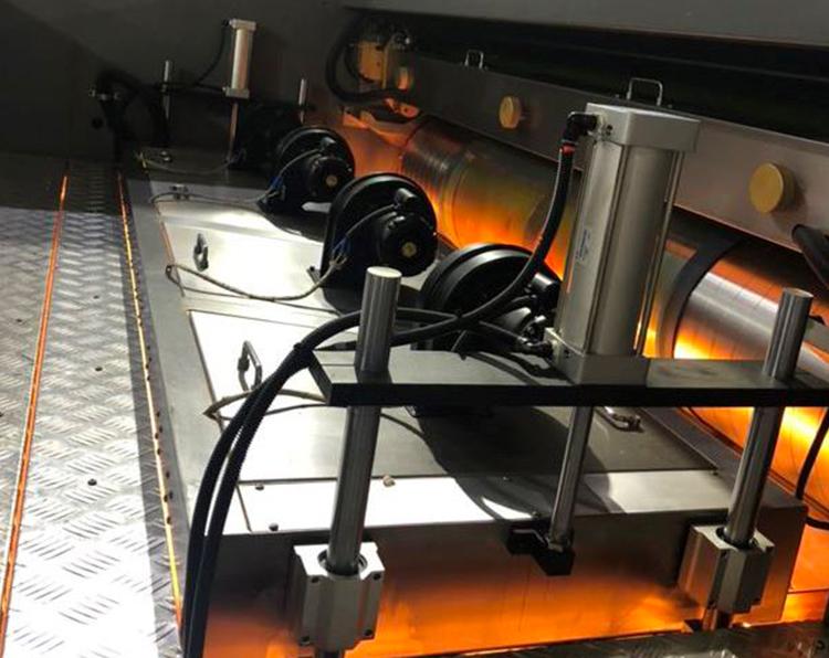 印刷行业中的红外加热技术应用