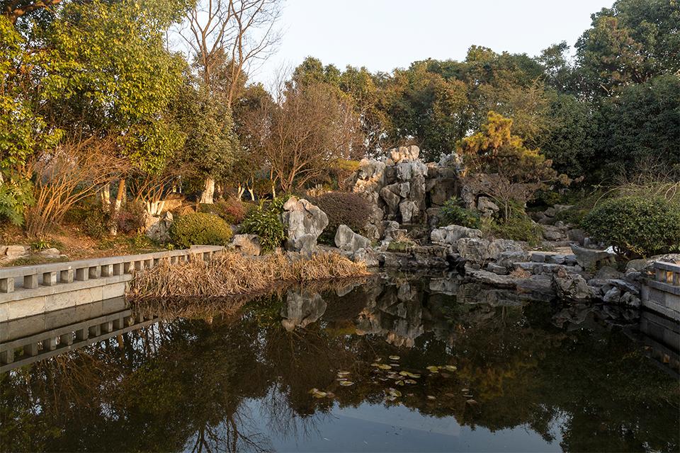 南京中国绿化博览园江苏园