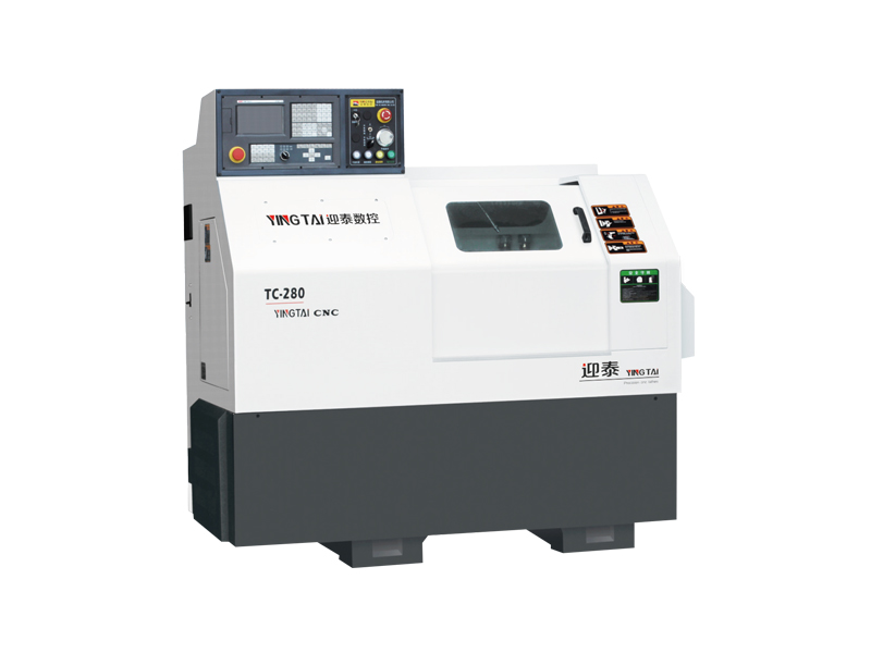 TC280精密線軌數控車床