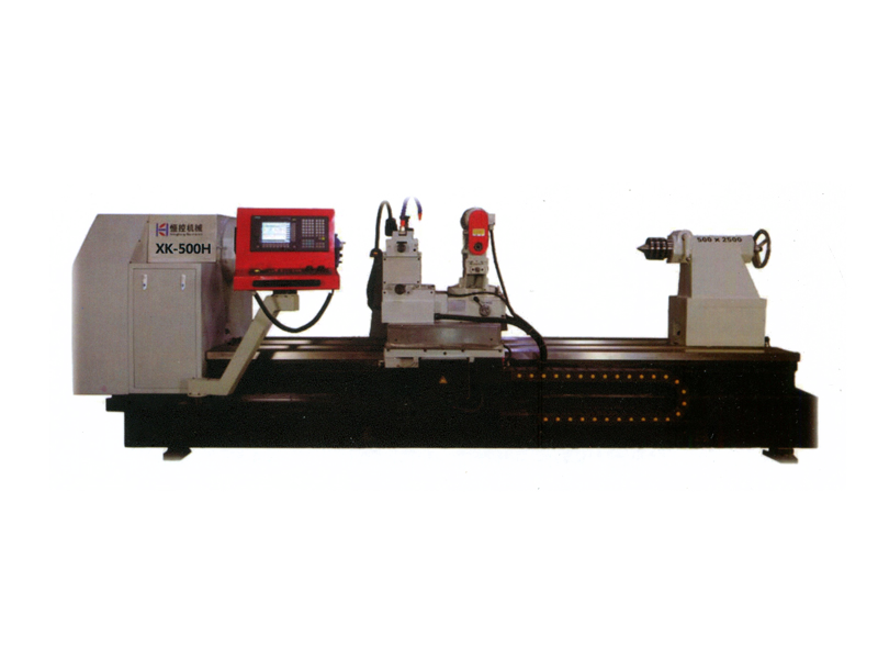 XK500 Series CNC Roll Groove Processing Combined Machine Tool