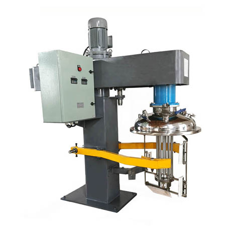 气动升降乳化搅拌设备