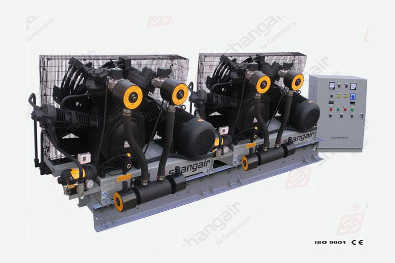 84SH系列空氣壓縮機(雙機)