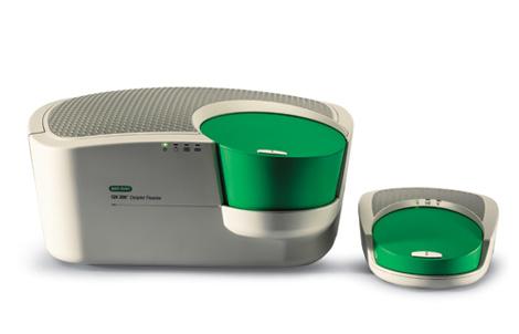 QX 200液滴數字聚合酶鏈反應系統微滴式 數字PCR系統