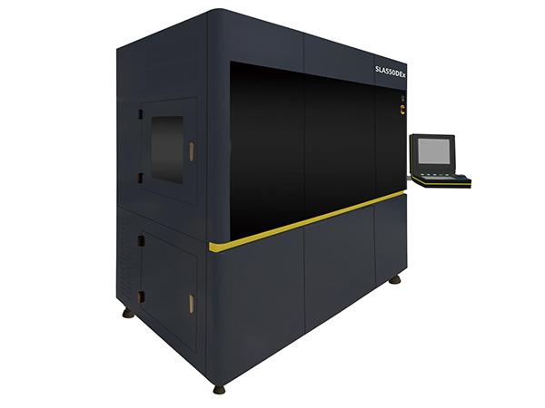 光固化3D打印系统 (SLA550DEx)