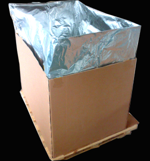 高阻隔異型袋/紙箱內襯袋