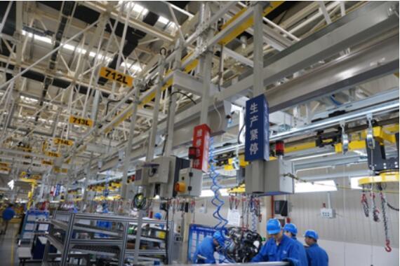 上汽通用汽車武漢分公司乘用車二期項目安全驗收評價