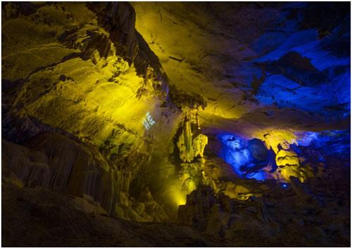 保护溶洞资源 芙蓉洞做了哪些事?