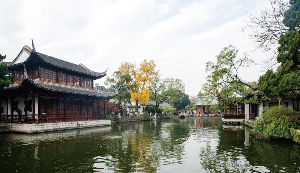 中国近代史遗址博物馆(总统府)