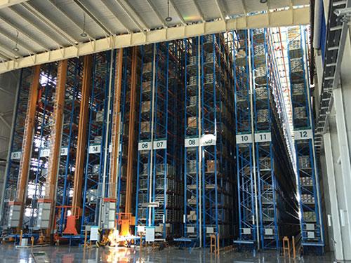 電力智能倉儲系統