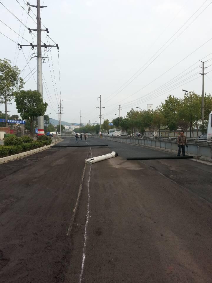长江路改造工程