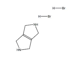 1,2,3,4,5,6-Hexahydropyrrolo[3,4-c]pyrrole dihydrobromide