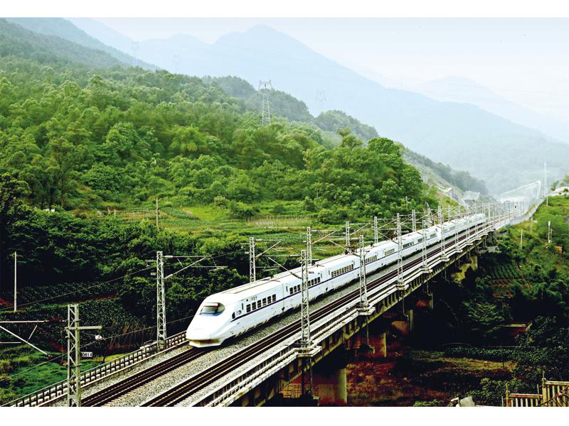 甘肃兰州至重庆快速铁路工程