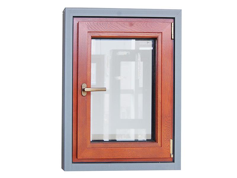 60系列内开内倒铝木复合LOW-E玻璃系列